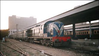 Sindh Federal Tension Karachi Circular Railway Restored