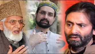 Occupied Kashmir Shabir Shah Yassin Arrested The Country Ali Gilani And Umer Farooq Nazarbhand
