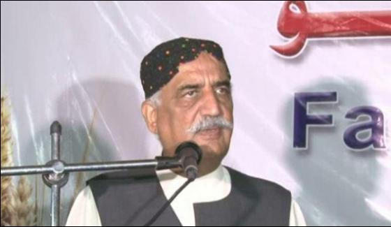Pp Trying To Remove 62 And 63 But N League Not Support Khursheed Shah