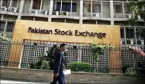 Pakistan Stock Exchange 100 Index Down 400 Points