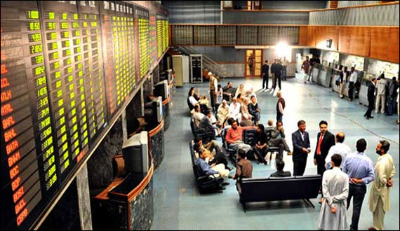 Pakistan Stock 100 Index Declined To 485 Points