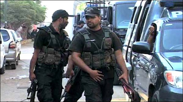 Karachi Police Operations More Than 50 Suspects Arrested