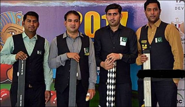 The Snooker Championship The National Team Reached Home