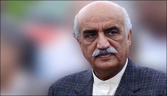 Son Was Caught In The Law Made By The Spiritual Father Khursheed Shah