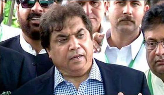 Sheikh Rashid Is The Winner Of The System Hanif Abbasi