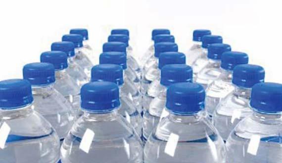 Minerals Water Bottle Cause Dental Destruction