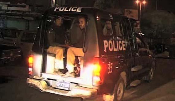 Karachi Police Arrest Drugsdacoits Including 36 Suspects