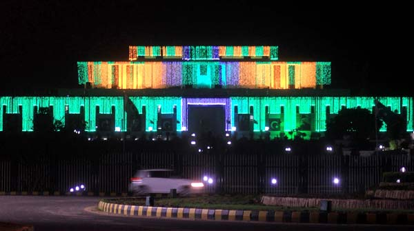 Preparations For Celebrating Independence Day