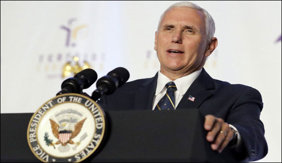 Us Vice President Mike Pence To Begin Latin American Tour