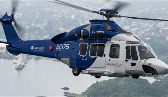 Iran In Talks To Buy 48 Airbus Helicopter