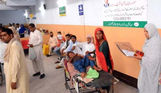 Young Doctors Continue Strike In Punjab