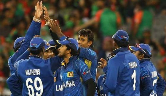 Sri Lanka Tour Depends On The Visit Of Pakistan World Xi