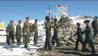 Battle Of Stones On India And China Border