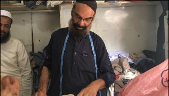 Quetta Tailor Deprived Of Hearing And Speaking Powers