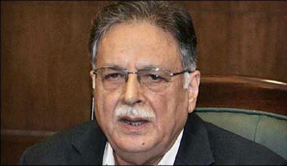 I Sacrificed To Save Democracy On Dawn Leaks Pervaiz Rasheed