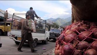 Suspended Intra Kashmir Trade Restore