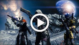 Video Game Destiny 2 Trailer