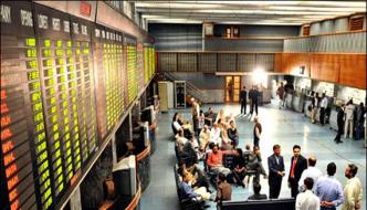 Pakistan Stock 57 Points Decreased In Hundred Index