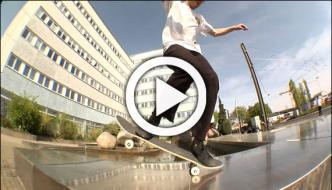 Crazy Skating In Germany