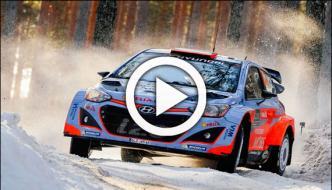 World Rally Championship Germany Kicks Off