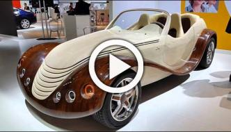 Japan Will Bring Wooden Vehicles To The Market