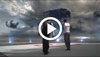 International Trailer Of The Film Beyond Skyline