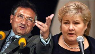 Pervez Musharraf Refused To Meet The Norwegian Prime Minister In Norway