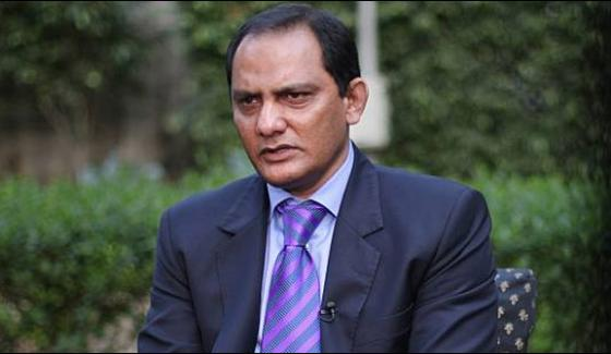 World Xi Pakistan Visit Wonderful Step Azharuddin
