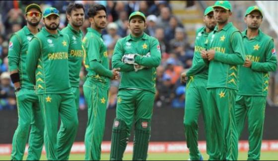 12 Players For The First T20 Against World Xi