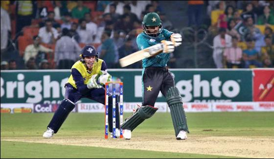International Matches Organize All Over Country Including Fata And Karachi Army Provide Security