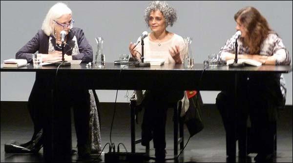 Arundhati Roy India Is Colonizing Itself