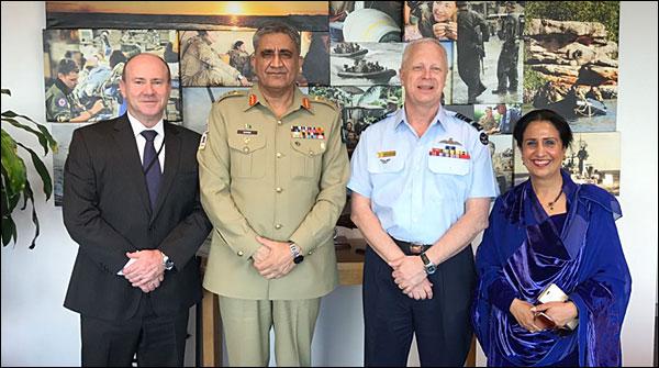 Army Chief Visits Australia Military And Civil Leadership Meetings