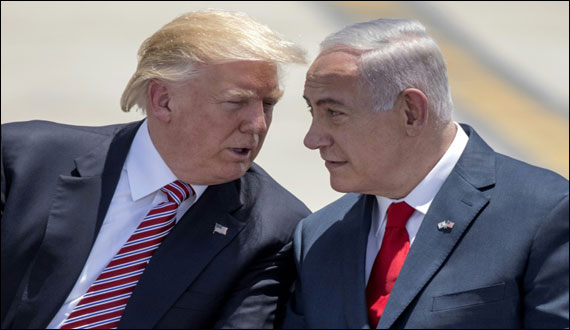 Netanyahu Will Meet Us President Trump Next Week