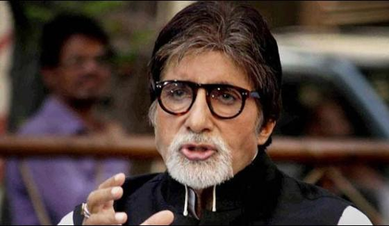 The Dead Will Act For My Fans Till The Tail Amitabh