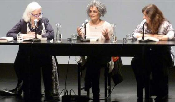 Arundhati Roy India Is Colonizing Itself