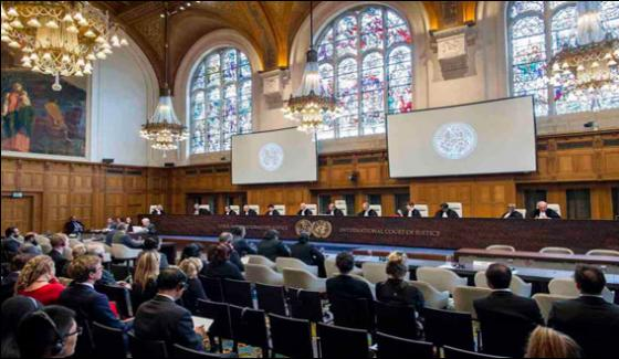 India Submitted Memorial In Icj In Kulbhushan Yadev Case