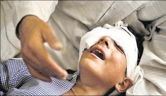 Amnesty International Demanded To Ban Pellet Guns In Occupied Kashmir