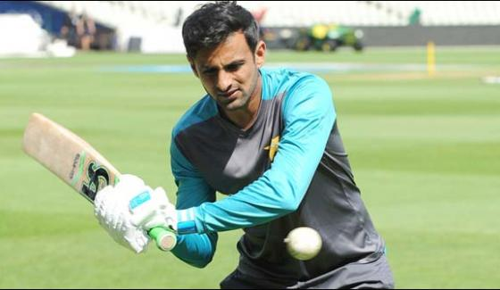 Shoaib Became The Pakistani Top Batsman In The T20 Format