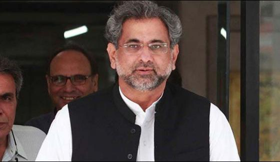 Prime Minister Will Visit Sui Area Of Dera Bugti Today