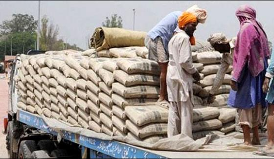 Increase In Cement Consumption Across The Country