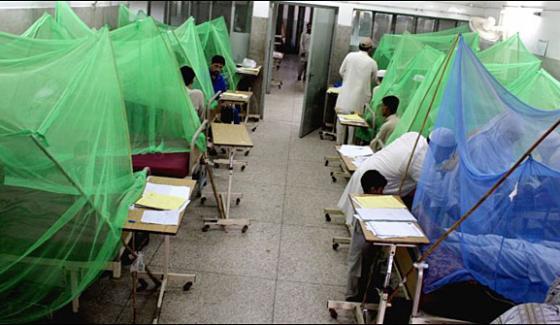 Campaign Against Dengue Training Of Local Representatives In Kpk