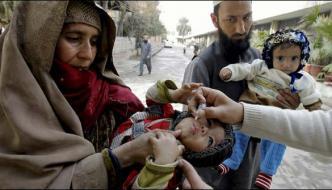 Polio Virus In Kpk Coming From Afghanistan