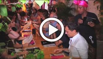 Restaurant Gives Colombian Inmates A Second Chance At Life
