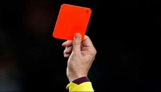 After Hockey And Football Red Card Introduce In Cricket