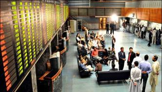 Pakistan Stock Exchange 100 Index Reduced To 77 Points