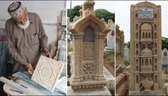 Karachis Ancient Graveyard