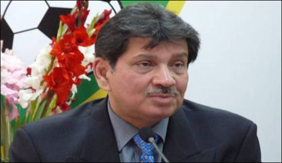 Faisal Saleh Hayat Blams On Nawaz Sharif Pakistan Foot Ball Federation Suspension From Fifa