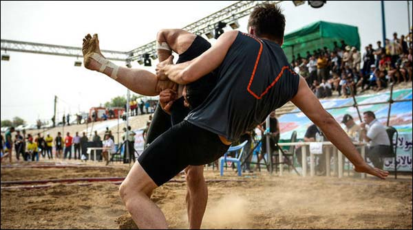 World Beach Wrestling 2 Pakistani Wrestlers Leave For Turkey