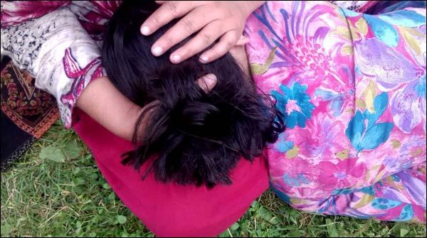Occupied Kashmir Womens Braid Chopping Case Reaches 100