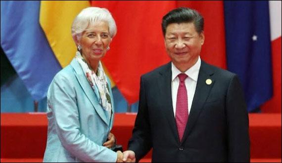 Imf Raises China Growth Forecast For 2017
